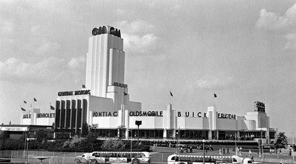 General Motors 1933 34 Chicago United States A Century Of Progress International