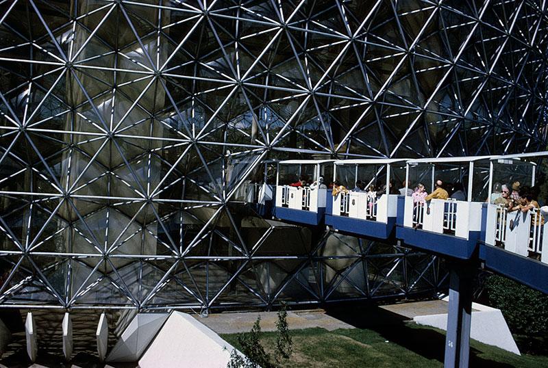 1970 Biosphere Mini Rail