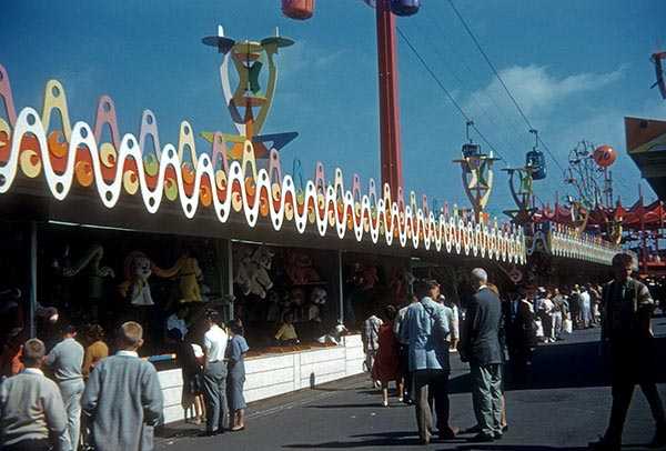 Carnival games can be fun, but    - 1962, Seattle, United