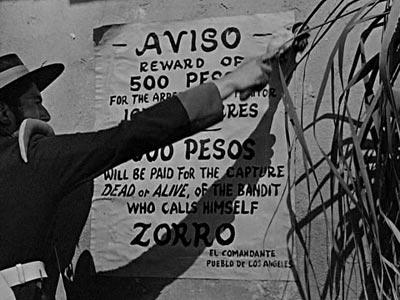 ZORRO AND THE SECRET PLAN Little Golden Book #D77 25c