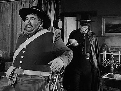 Zorro a fair trial for Cocktail zorro