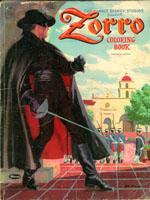 Zorro Merchandise - Books and Magazines